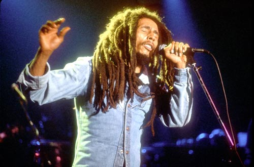 Bob Marley in Concert at the Roxy Theater in 1979